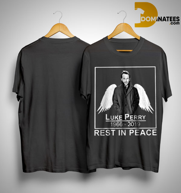 luke perry 1966 2019 rest in peace shirt