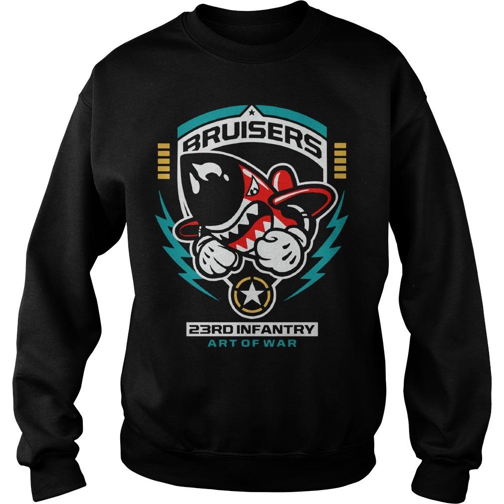 retro 9 dream it do it bruiser badge Sweater