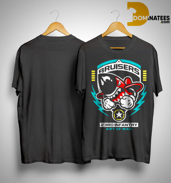 retro 9 dream it do it bruiser badge shirt