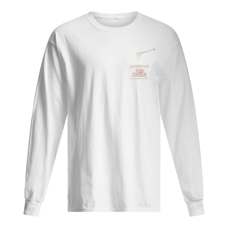 uniqlo cup noodle Long Sleeve Tee