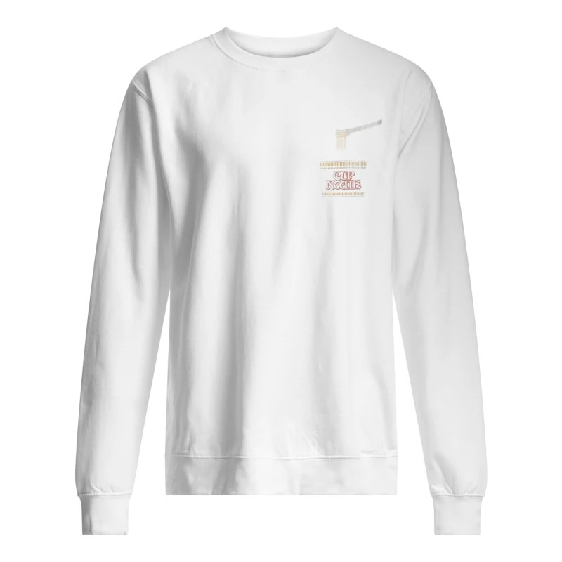 uniqlo cup noodle sweater