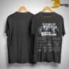 18 Years Of Fast And Furious 2001 2019 Shirt