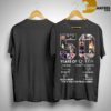 50 Years Of Queen Thank You For The Memories Shirt