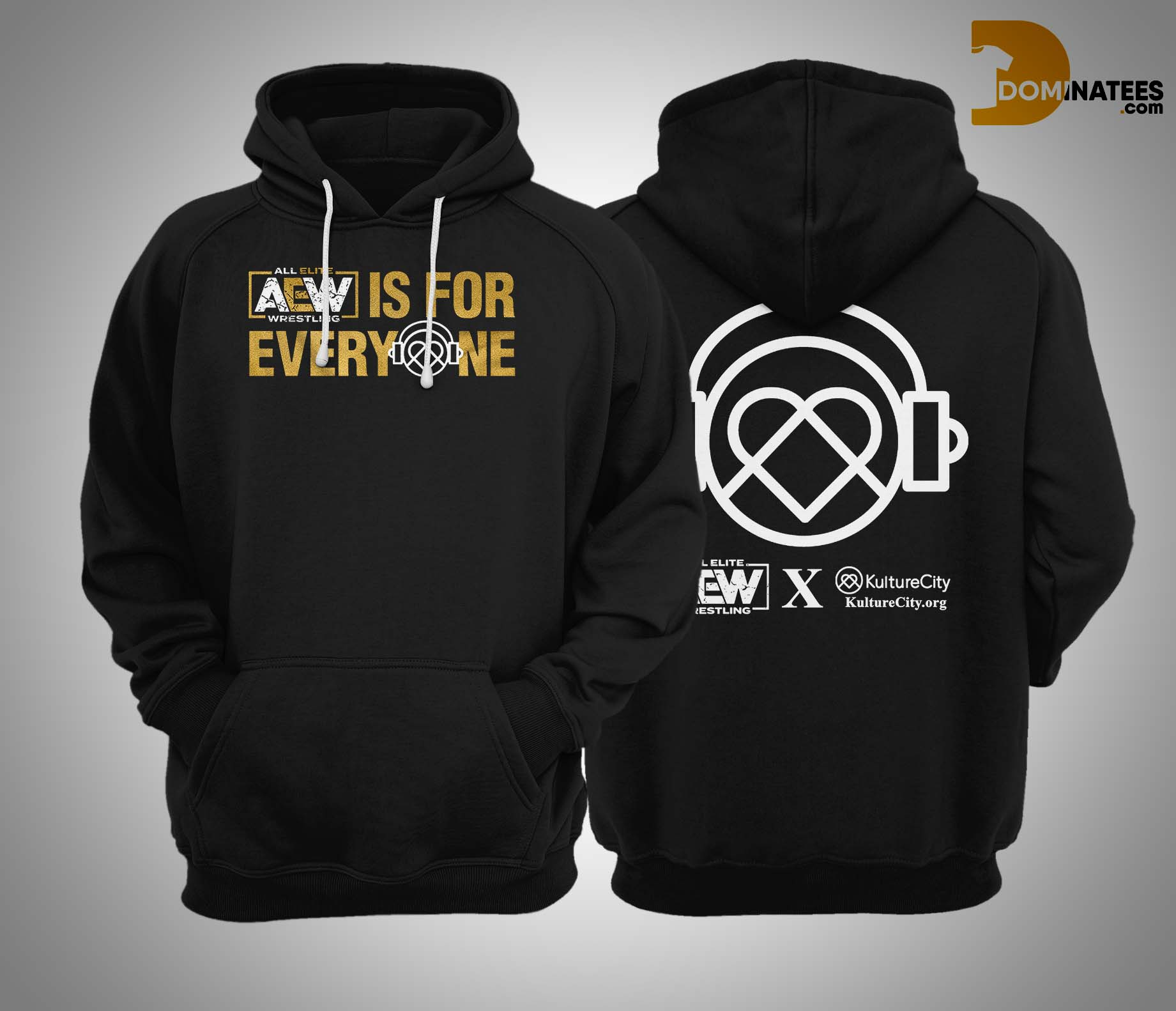 AEW Is For Everyone Hoodie