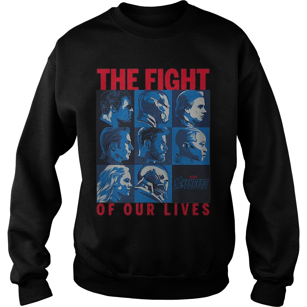 Avengers Endgame The Fight Of Our Lives Sweater