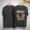 Basset Hound BHvengers Shirt