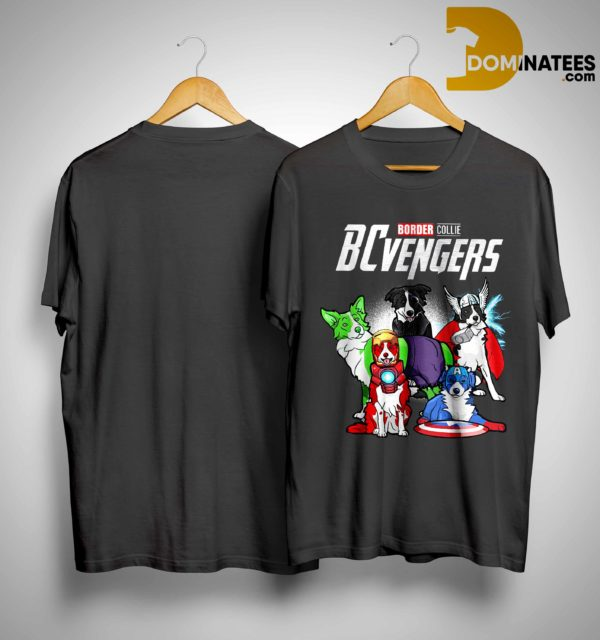Border Collie BCvengers Shirt