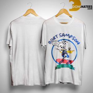 Bort Sampson I'm A Cow Man Shirt
