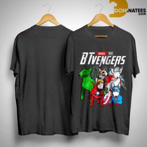 Bull Terrier BTvengers Shirt