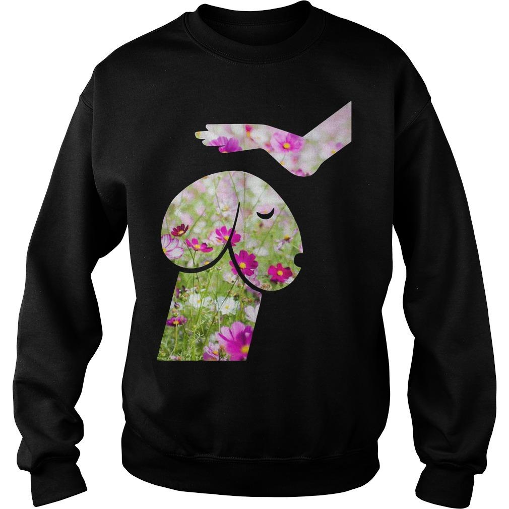 Flower Dickhead Dog Noma Bar Mans True Best Friend Sweater