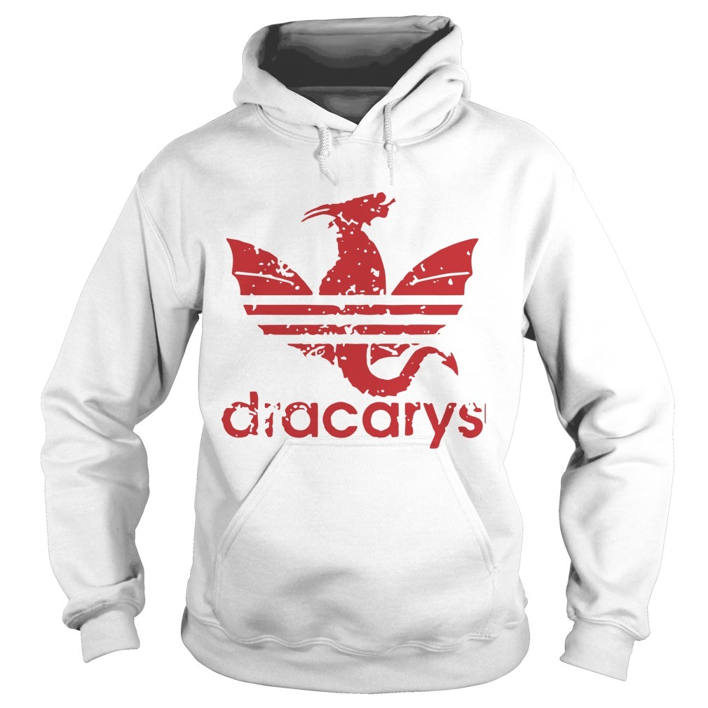 Game Of Thrones Adidas Dracarys Hoodie