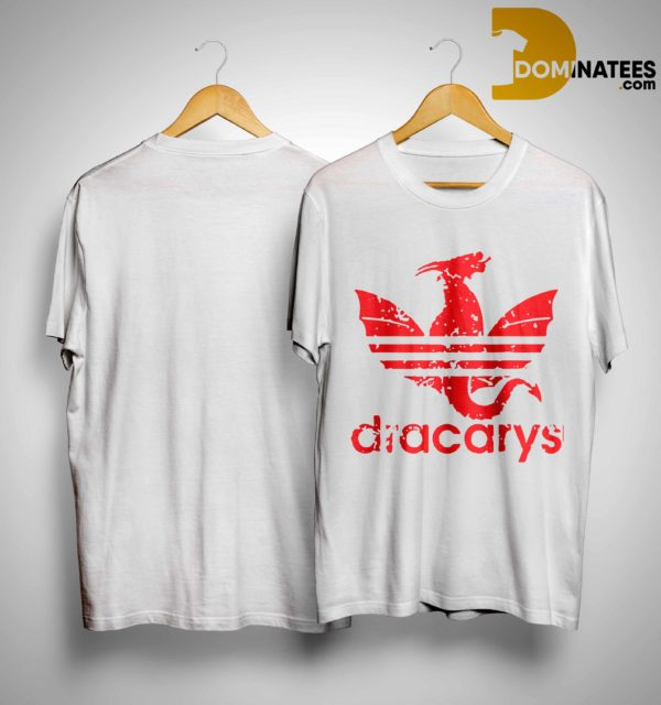 Game Of Thrones Adidas Dracarys Shirt
