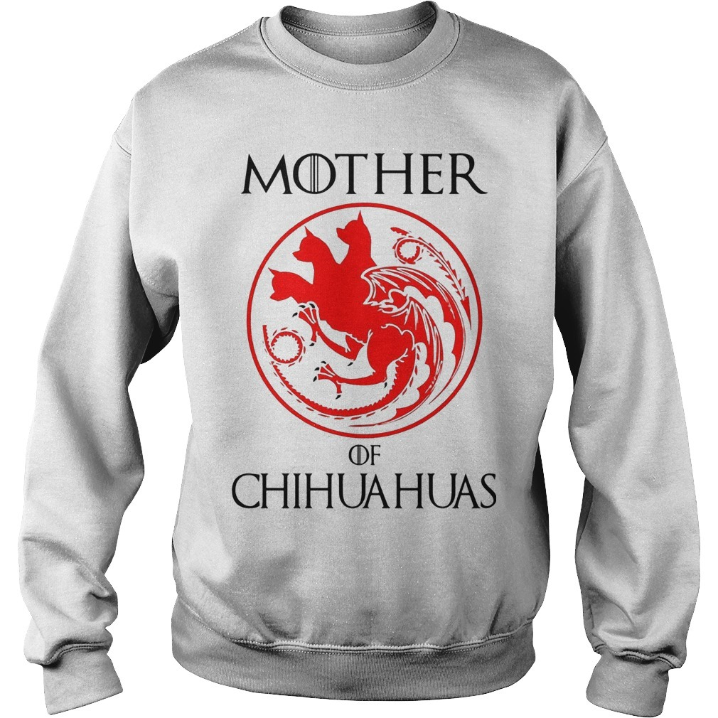 Game Of Thrones Mother Of Chihuahuas Sweater