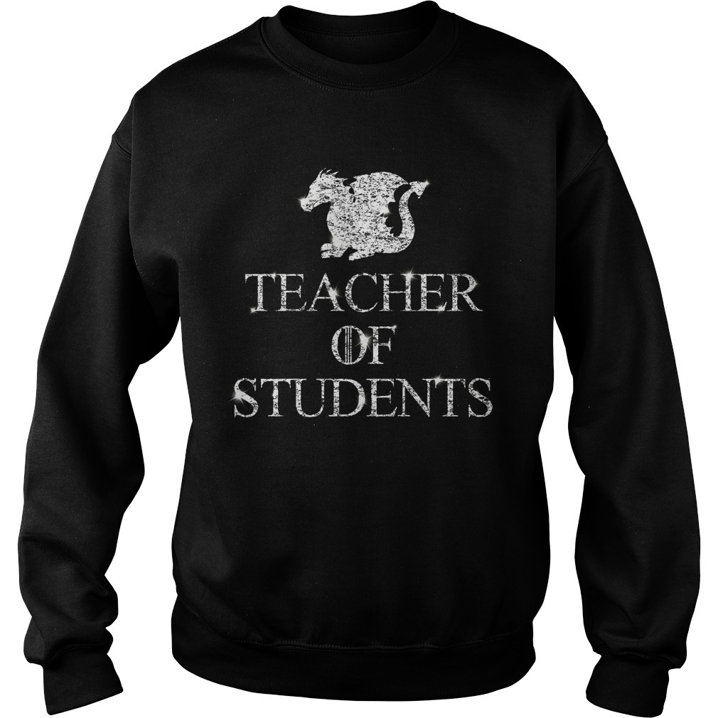 Game Of Thrones Teacher Of Students Sweater