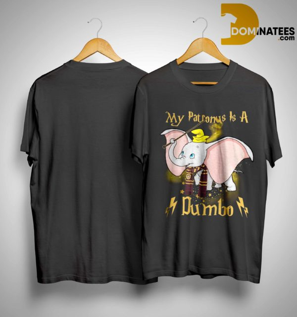 Harry Potter My Patronus Is A Dumbo Shirt