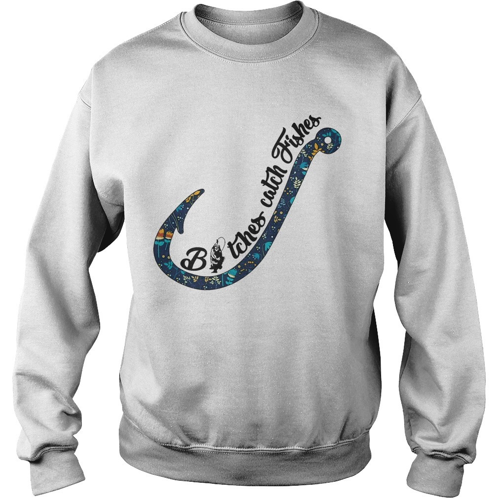 Hook Bitches Catch Fishes Sweater