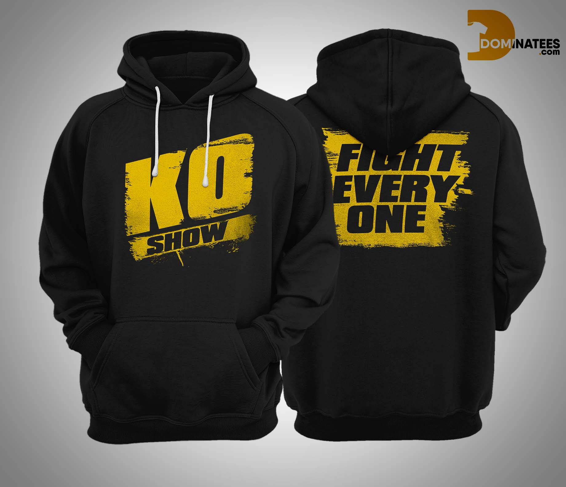 Kevin Owens KO Show Fight EveryOne Hoodie