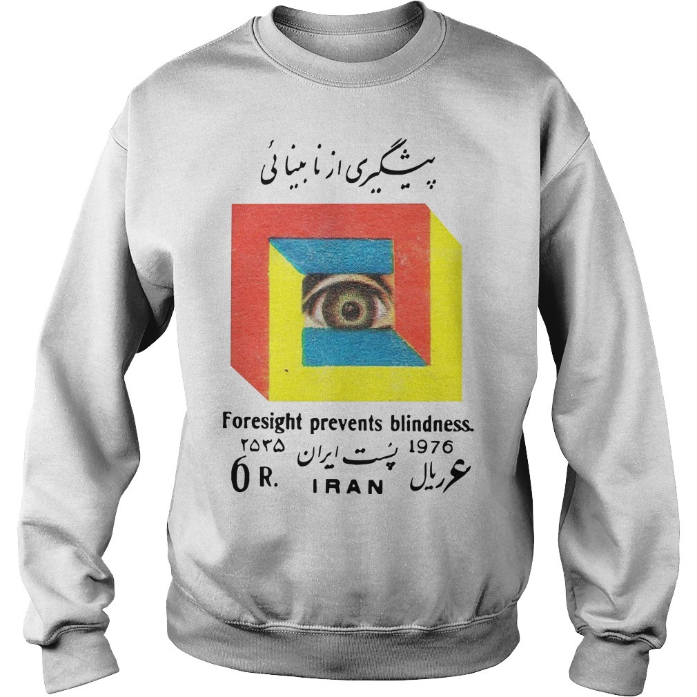 Kyrie Irving Foresight Prevents Blindness Sweater