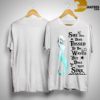 Mermaid She Has Been Tossed By The Waves But Does Does Not Sink Shirt