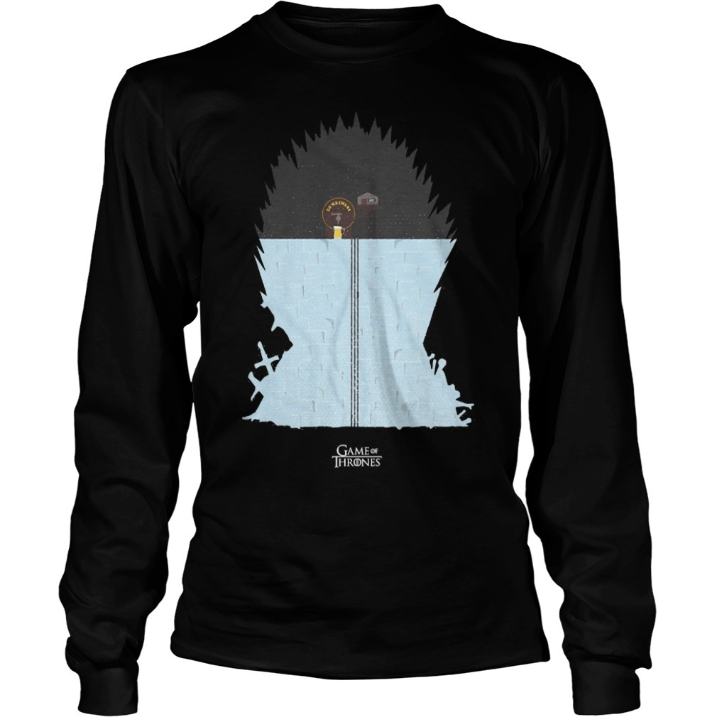 Miller Park Milwaukee Brewers ‏game Of Thrones Night Long Sleeve Tee