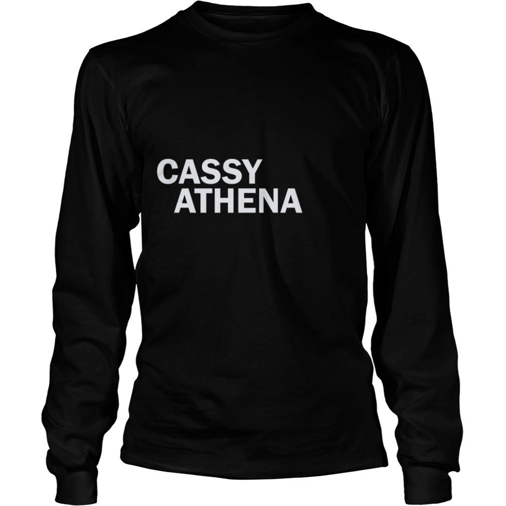 NBA Stars Cassy Athena Long Sleeve Tee