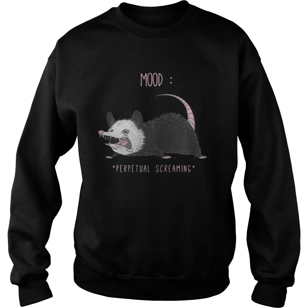 Rat Mood Perpetual Screaming Sweater