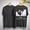Rip Nipsey Hussle Crenshaw Thank You For The Memories Shirt