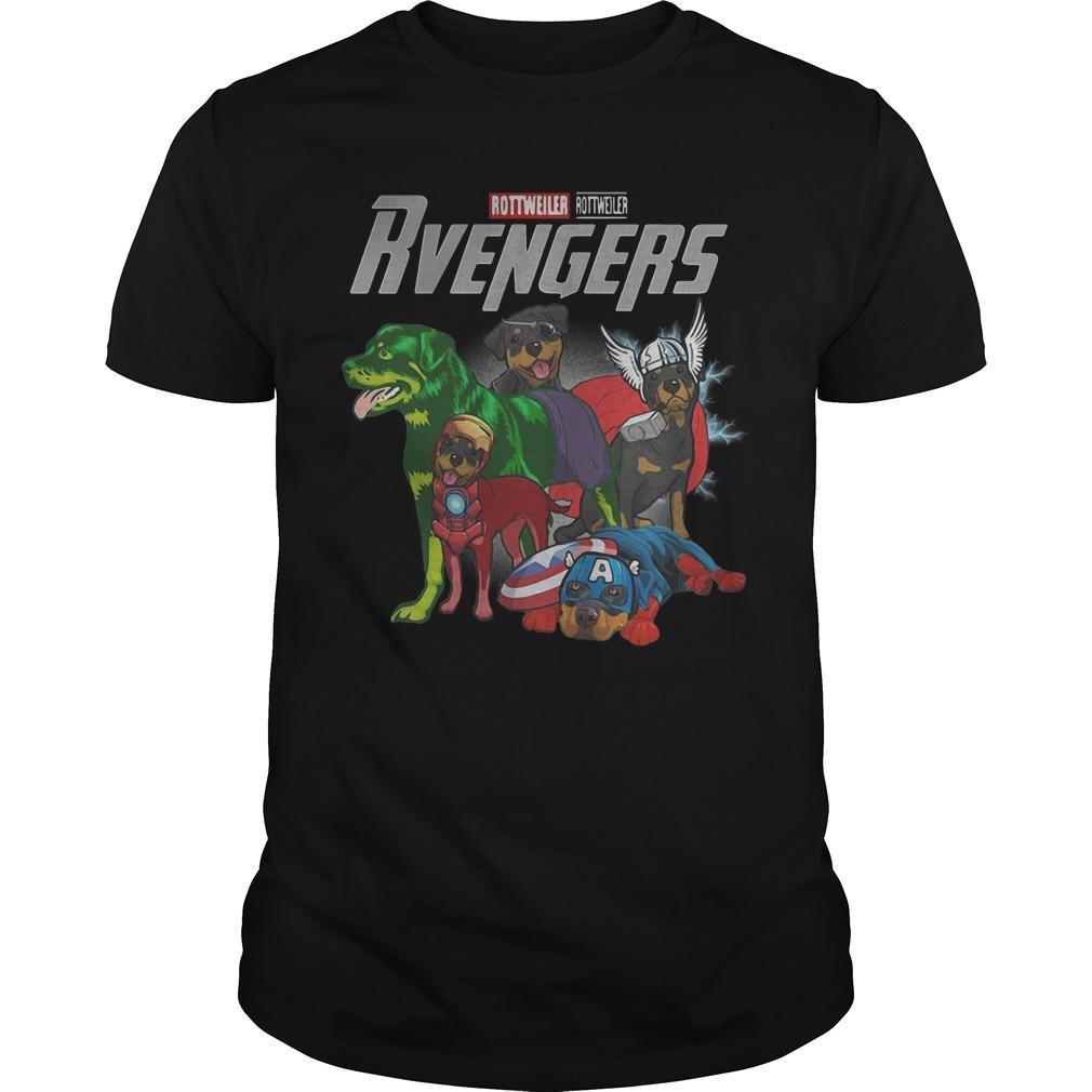 Rottweiler Rvengers Shirt