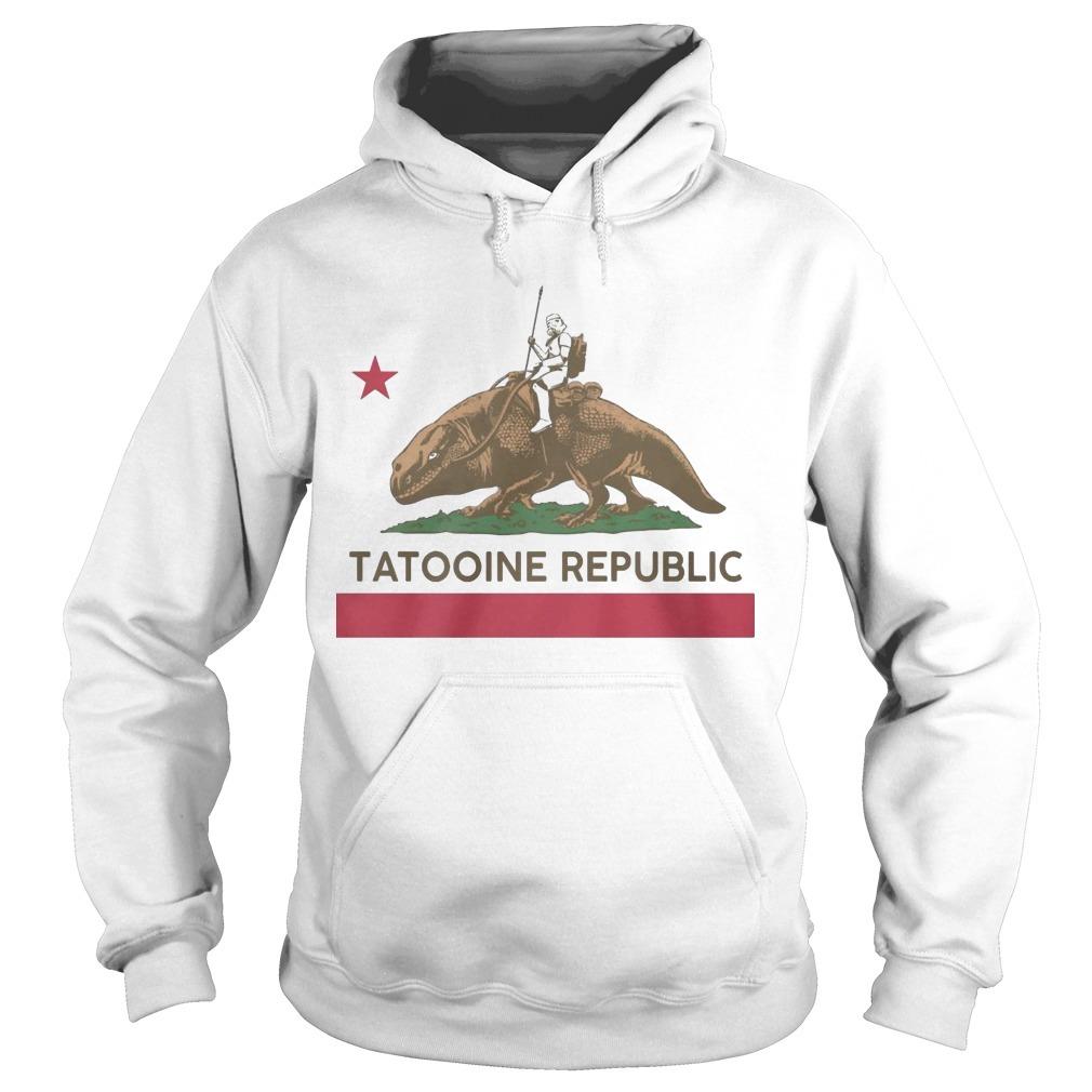 Star Wars Tatooine Republic Hoodie