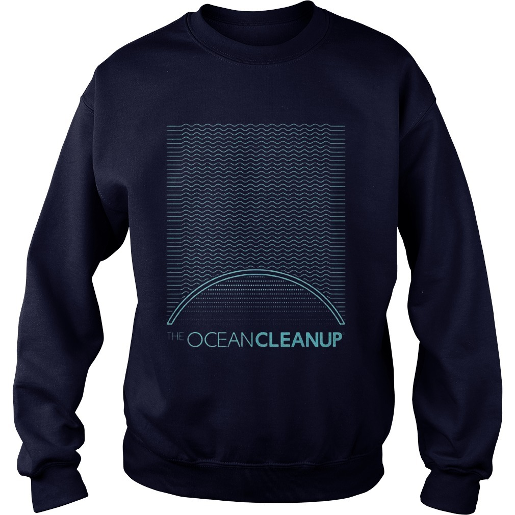 The Ocean Clean Up Sweater
