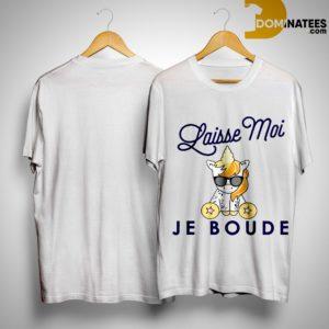 Unicorn Laisse Moi Je Boude Shirt