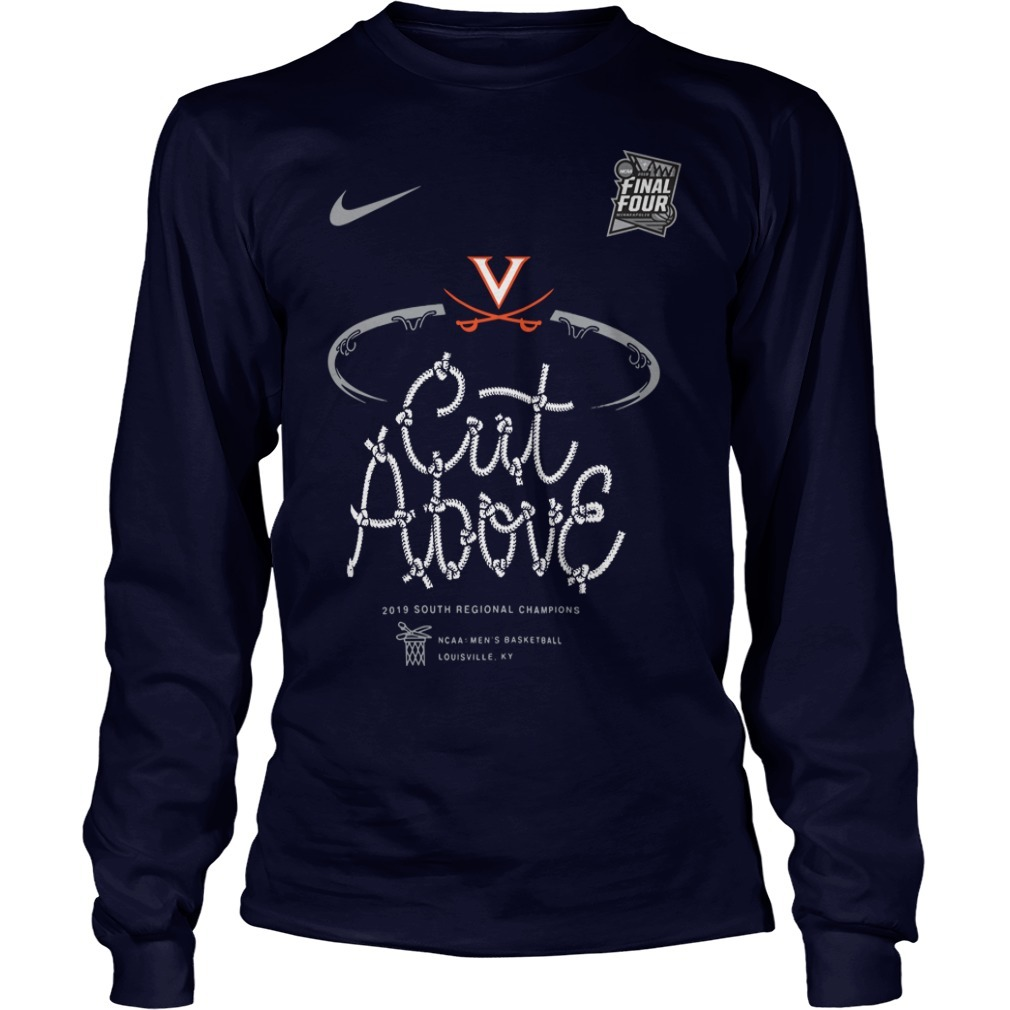 Virginia uva final four Long Sleeve Tee