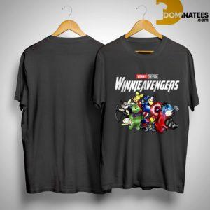 Winnie The Pooh Winnieavengers Shirt