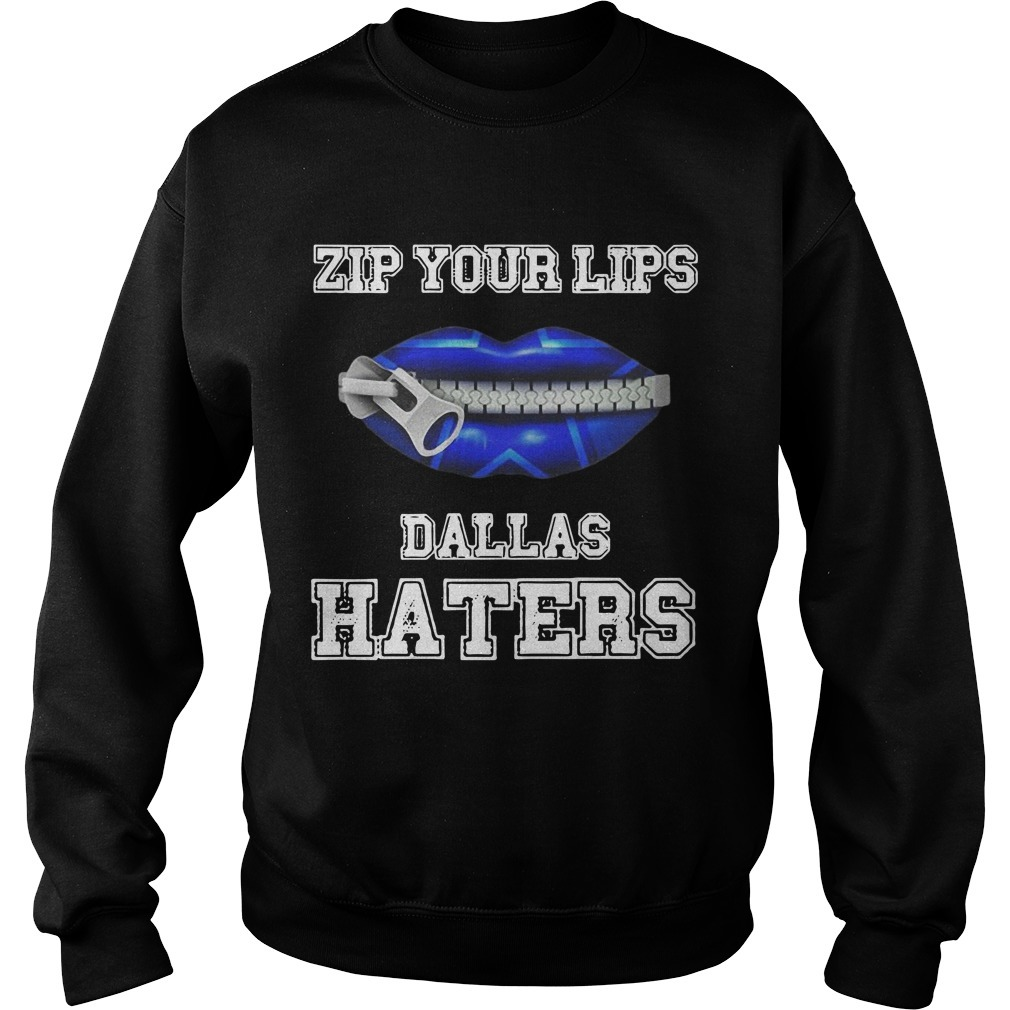 Zip Your Lips Dallas Haters Swe