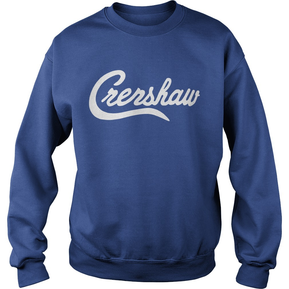 russell westbrook crenshaw Sweater