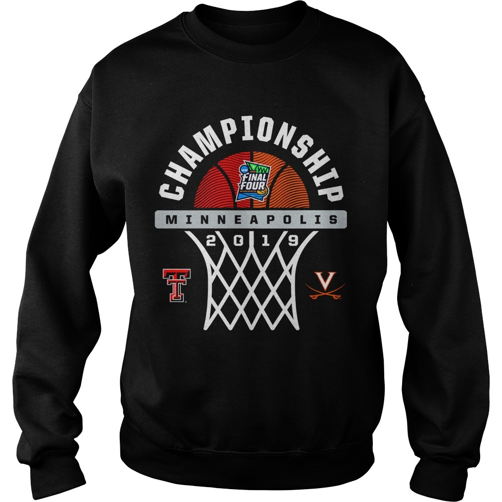 texas tech national championship Sweater 2019