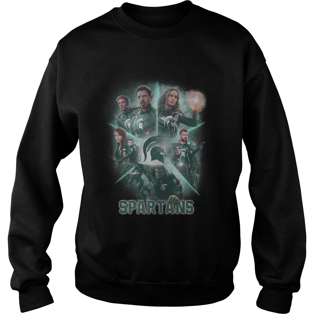 Avengers Spartans Sweater