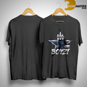 Dallas Cowboys We Dem Boyz Shirt