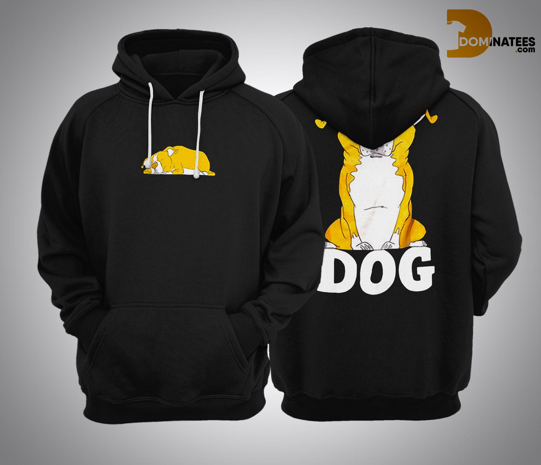 David Freiburger Dog Hoodie