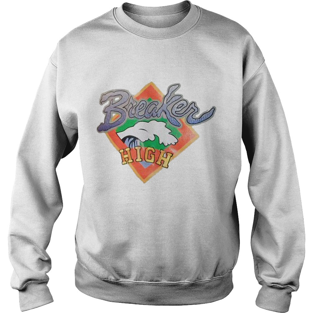 Drake Breaker High Sweater