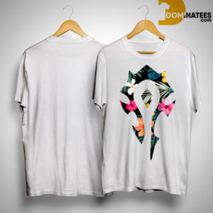 Flower Horde Icon Shirt