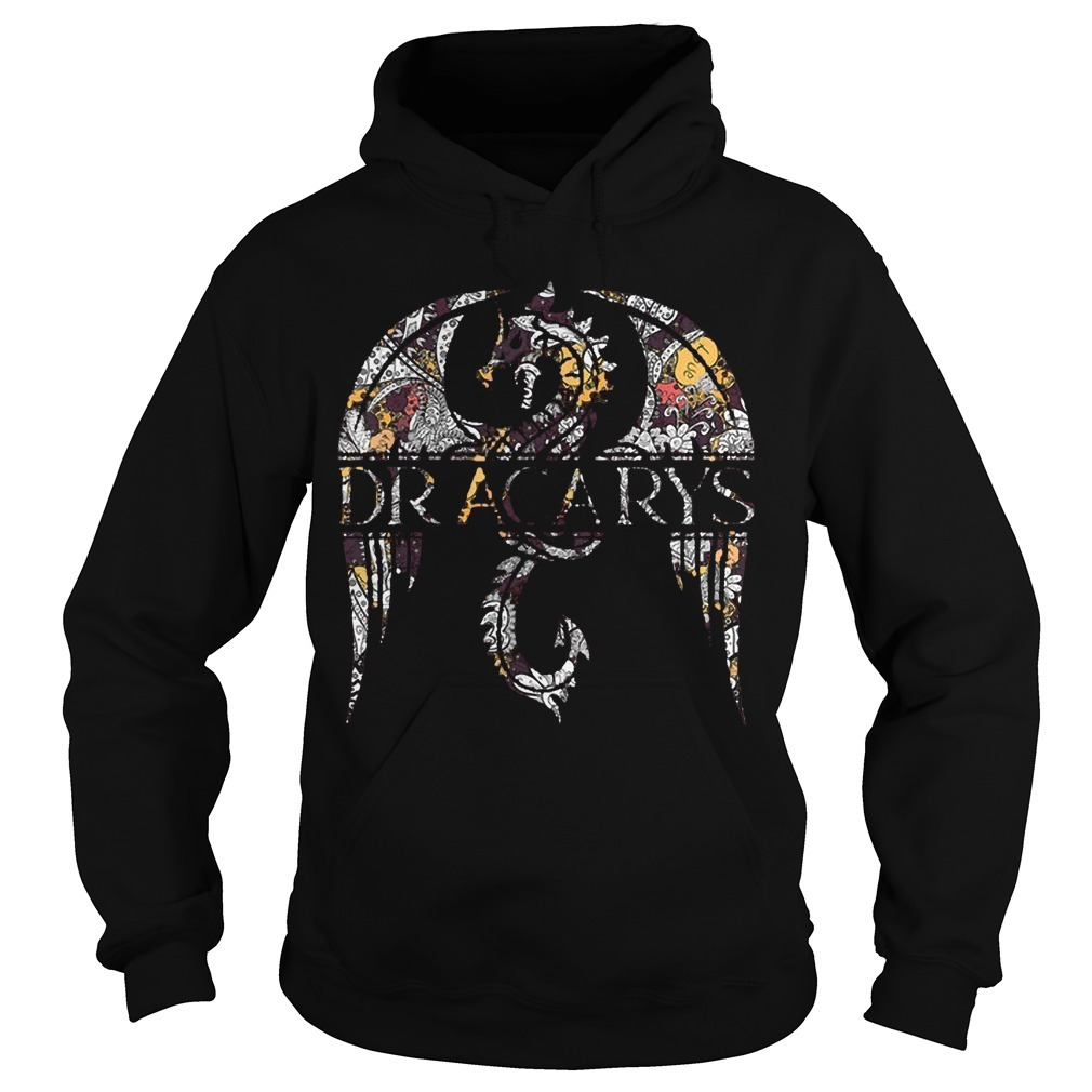 Game Of Thrones Hippie Dracarys hoodie