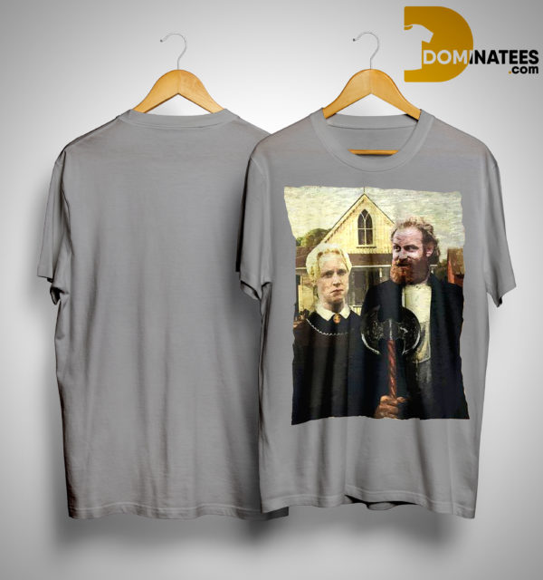 Game Of Thrones Tormund Giantsbane Brienne Of Tarth Shirt