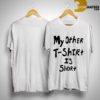 Jimin BTS My Other T Shirt Is Short Shirt