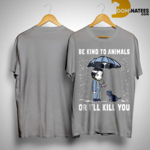 John Wick T Shirt Be Kind To Animals