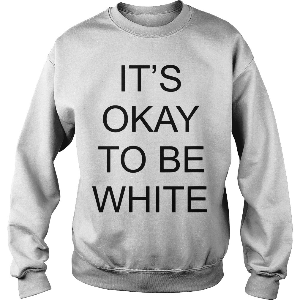 Kanoa Lloyd It's Okay To Be White Sweater