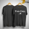 Kawhi Fun Guy New Balance Shirt