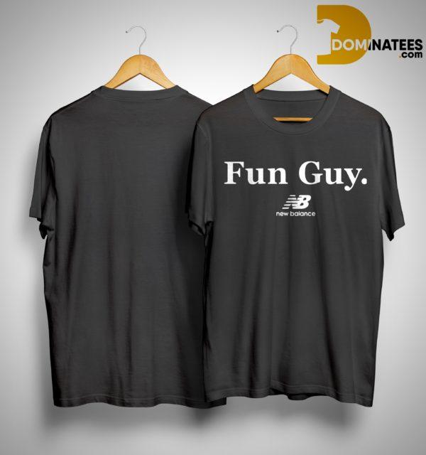 Kawhi Fun Guy Shirt