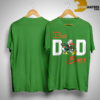 Miami Hurricanes Best Dad Ever Shirt