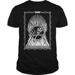 New York Yankees Game Of Thrones Shirt